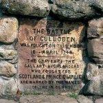 Batalla de Culloden Moor