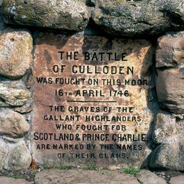 Culloden, La ultima batalla campal en suelo britanico - Taringa!