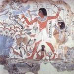 Introducción al Arte Egipcio : La pintura