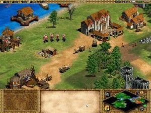 Age of Empires II-The Age of Kings