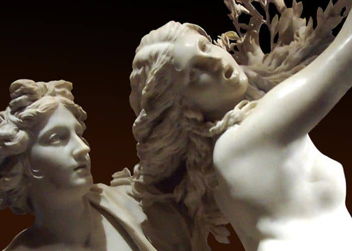 Apolo y Dafne.Bernini