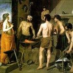 Hefesto, el dios que se casó con Afrodita