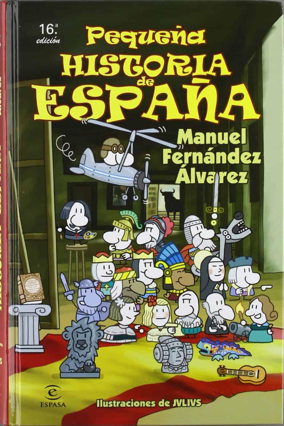 libros de historia para niños