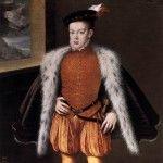 Alonso Sánchez Coello, el pintor de Felipe II
