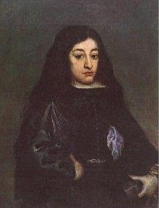 Juan José de Austria. Carreño de Miranda