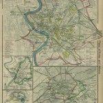 Mapas históricos de la Universidad de Texas