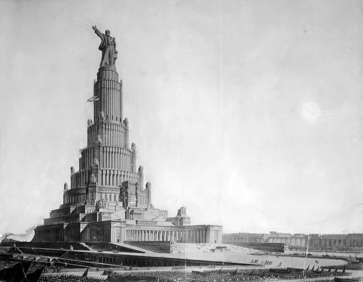 Palacio de los soviets