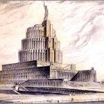 El Palacio de los Sóviets, la megaconstrucción que nunca se terminó