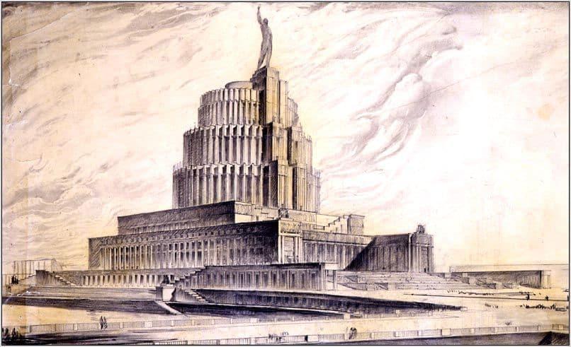 Palacio soviets