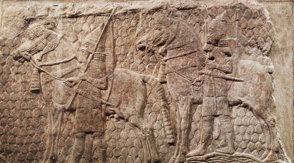 Relieve Ninive