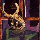 Craneo de buey Picasso