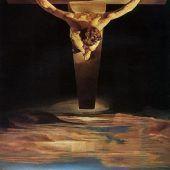 Cristo de San Juan de la Cruz Dalí