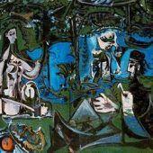 Desayuno en la hierba Picasso
