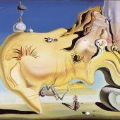 El gran masturbador Dalí