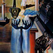 El hombre invisible Dalí