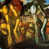 La metamorfosis de Narciso Dalí