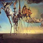 La tentación de San Antonio Dalí