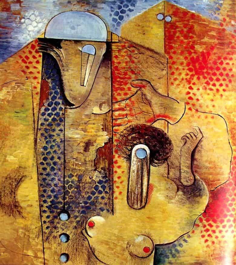 Max Ernst-grandes-enamorado
