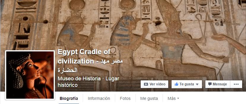 Egypt Cradle of