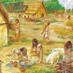 ¿Dónde vivía el hombre del Neolítico?