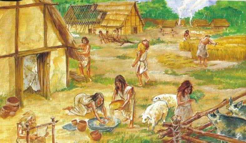 Poblado Neolítico