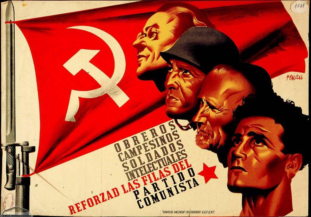 Cartel comunista