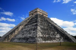 edificios maya