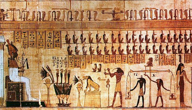 Papiro peso almas