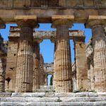 Arquitectura griega: Tipos de templos