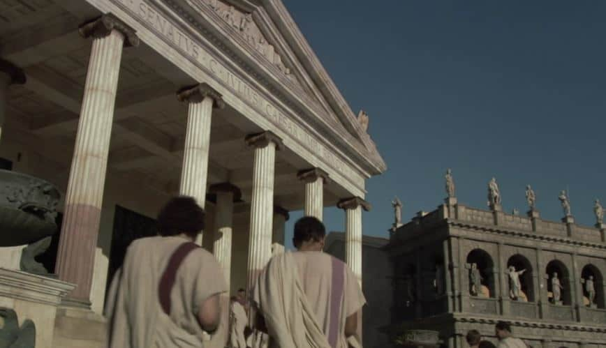 Sangriento Imperio romano