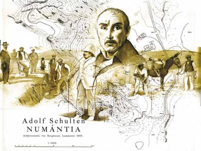 Schulten y el descubrimiento de Numancia