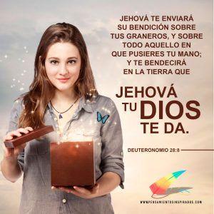 la biblia en español cuando se escribe