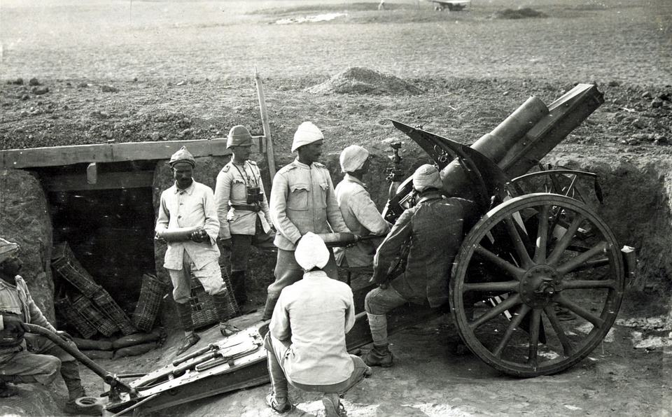 consecuencias de la primera guerra mundial imperio otomano