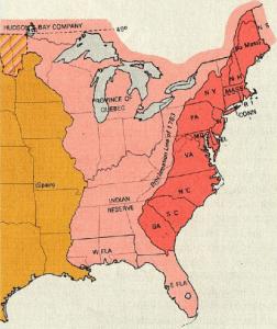 13 colonias inglesas