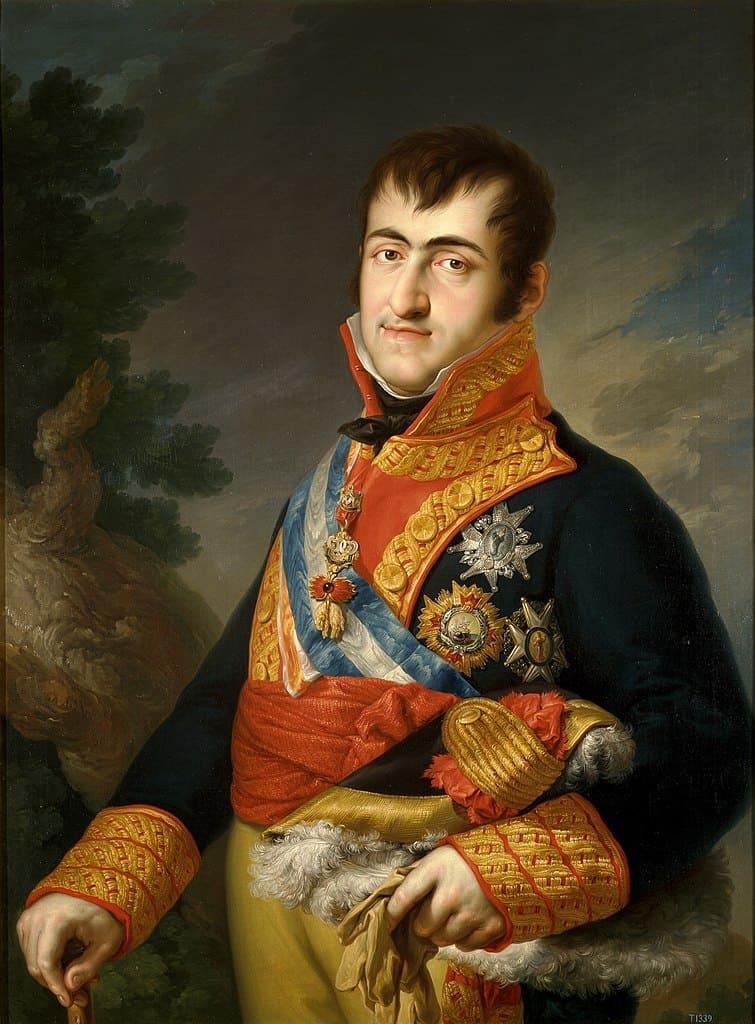 Fernando VII.Vicente_López