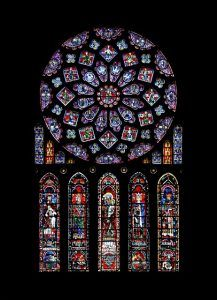 Roseton Chartres