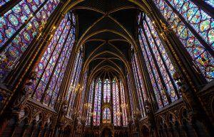 Santa Chapelle París