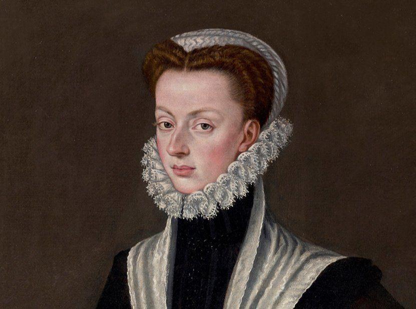 Juana de Austria. Sanchez Coello