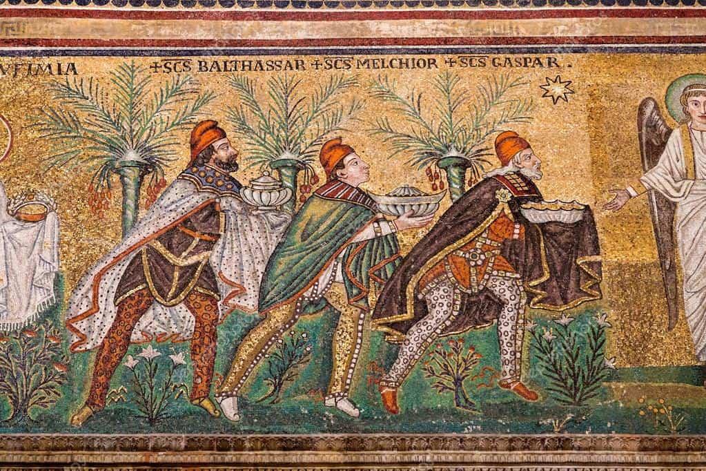 Reyes Magos. San Apolinar el Nuevo