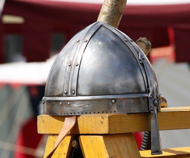 armas de los vikingos