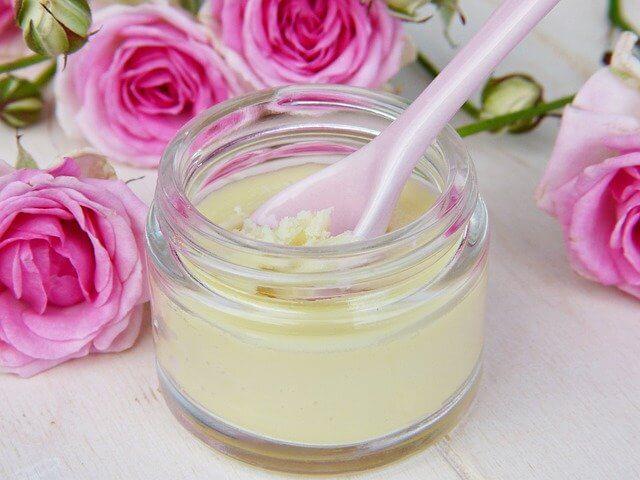 usos cosmetica en la edad media