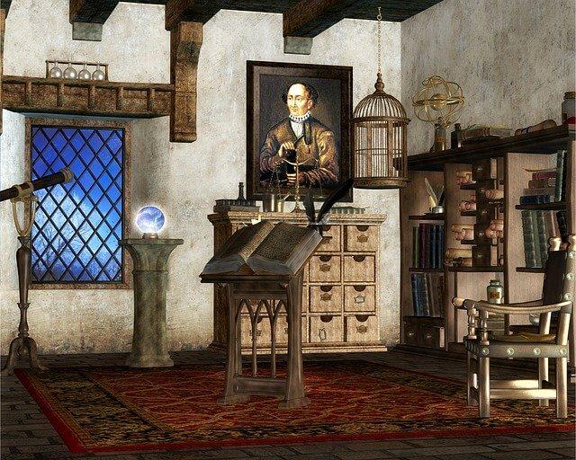 los alquimistas  y el ocultismo