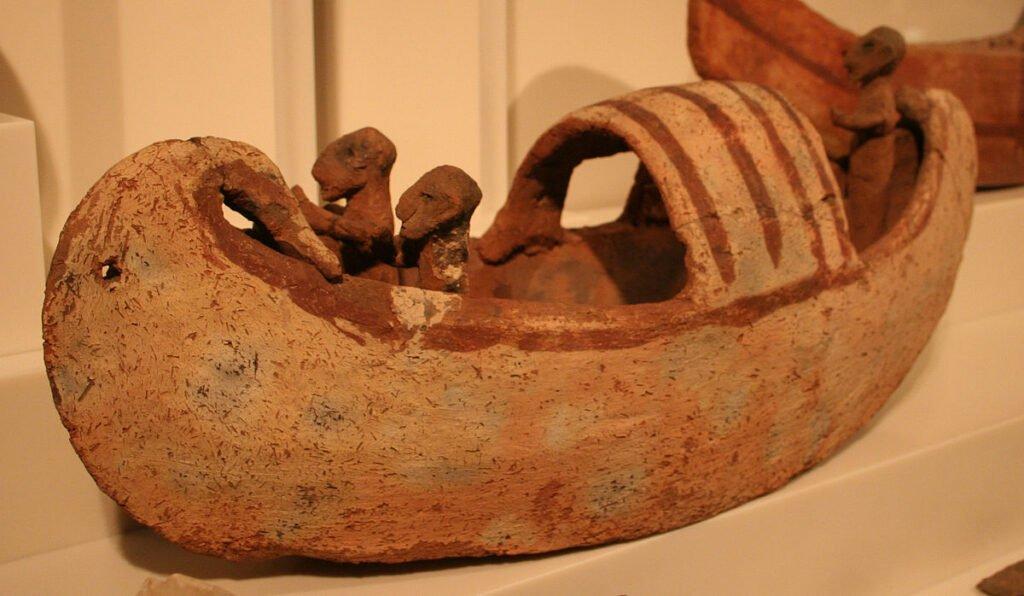 Barco-de-Arcilla.-Museo-de-Berlin.Einsamer-Schutze-CC-BY-SA-3.0