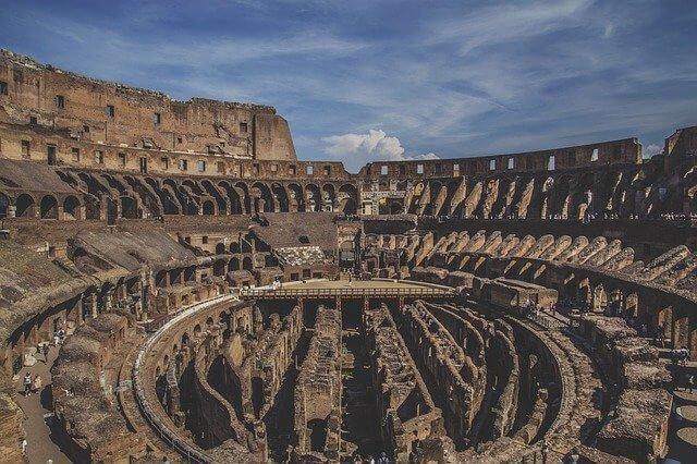 antigua roma esclavos