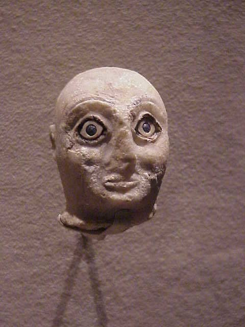 cabeza mesopotamia